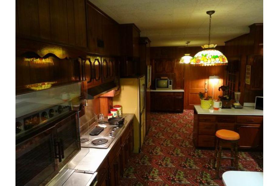 Intérieur de Graceland voyage aux usa en famille