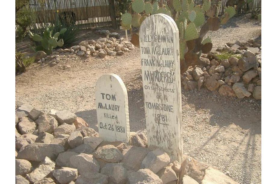 Tombstone règlement de compte OK Corral