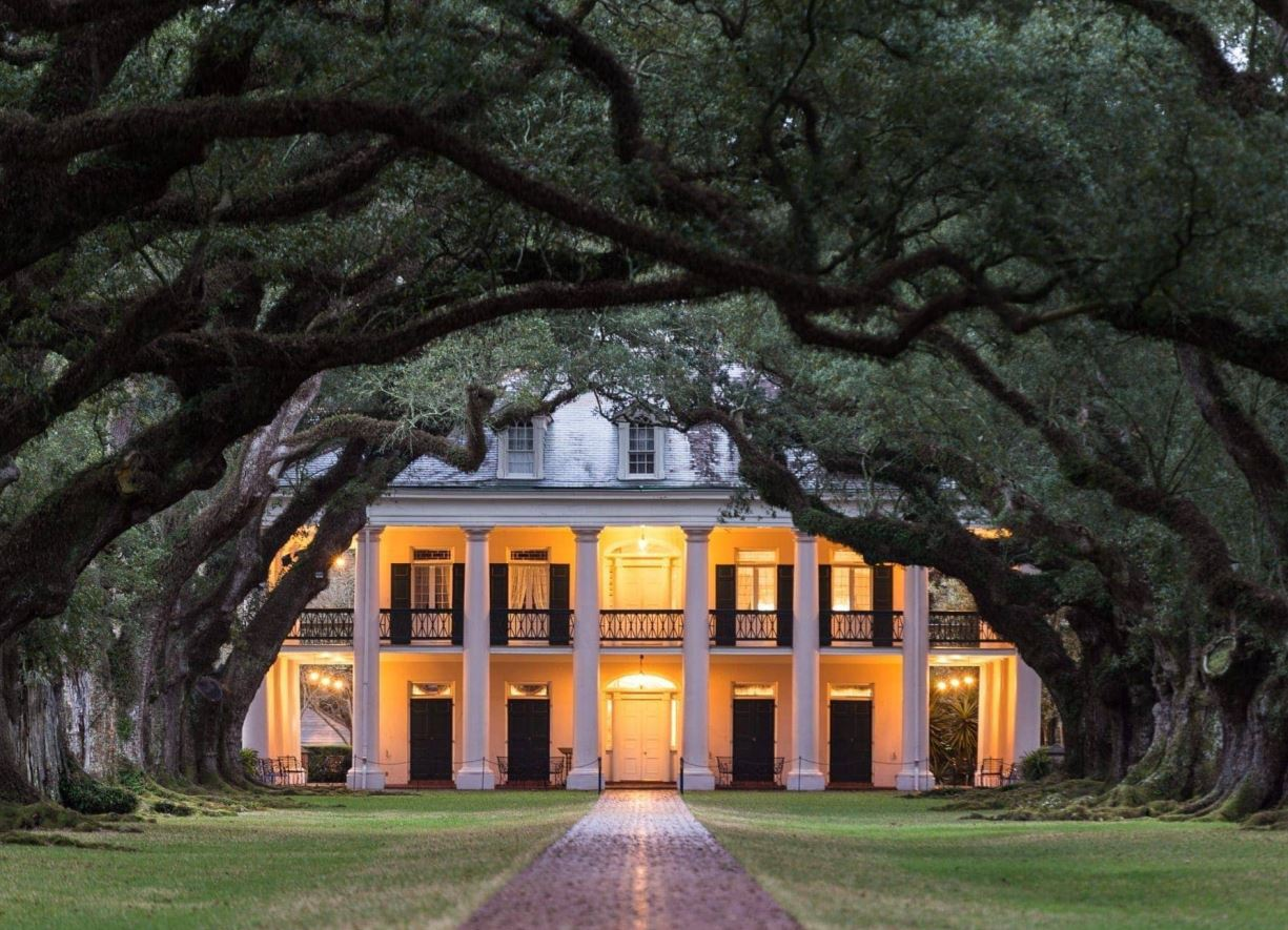 Oak Alley Etats-Unis Louisiane
