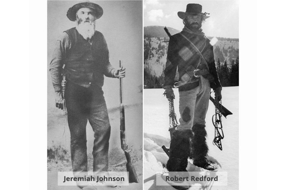 Jeremiah Johnson à Cody