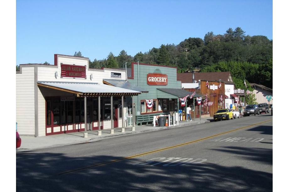 Main Street de Julian