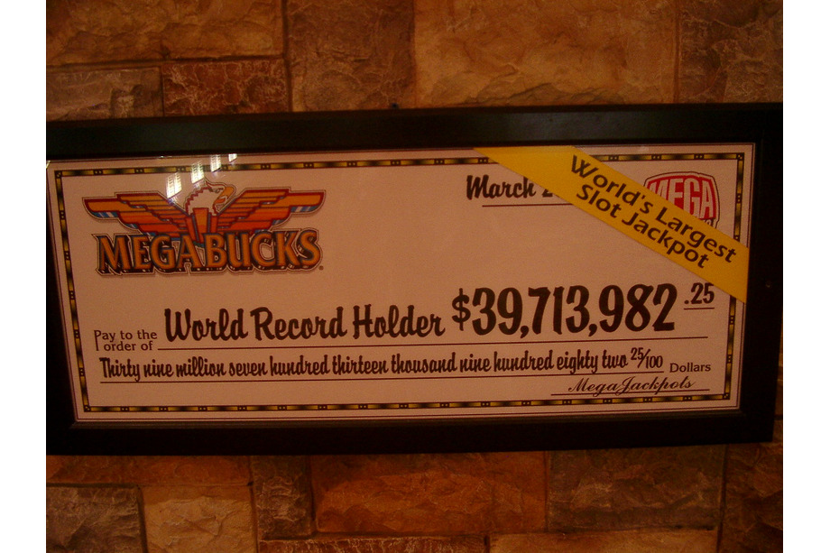 Las Vegas record gain a