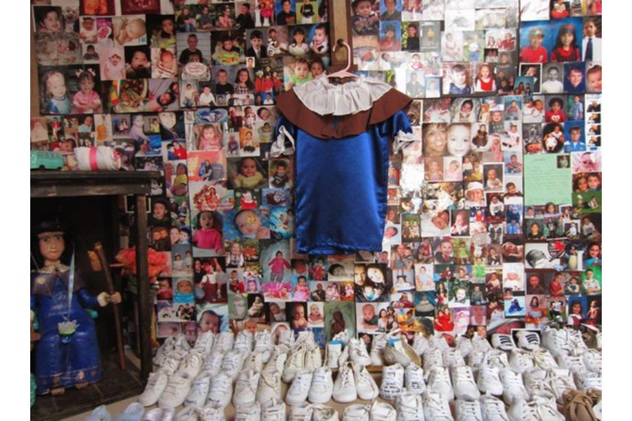 El Santuario de Chimayo - Le Lourdes américain.
