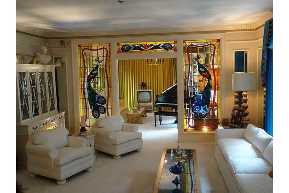 Intérieur de Graceland