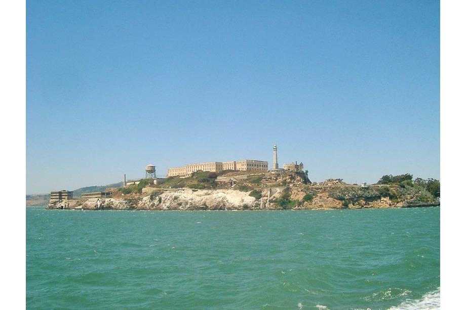 alcatraz à San Francisco en californie