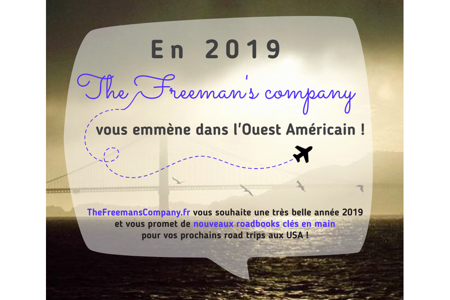 Happy New Year TheFreemansCompany.fr
