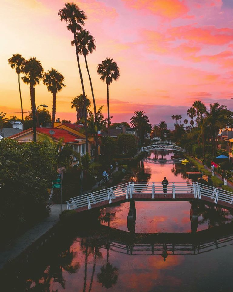 Venice en californie