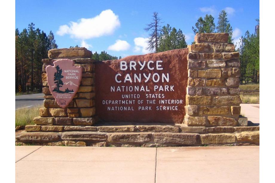 parc national Bryce canyon utah etats-unis