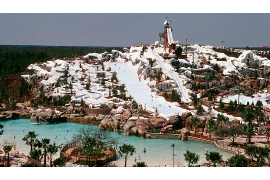 Blizzard Beach Floride voyage aux USA en famille