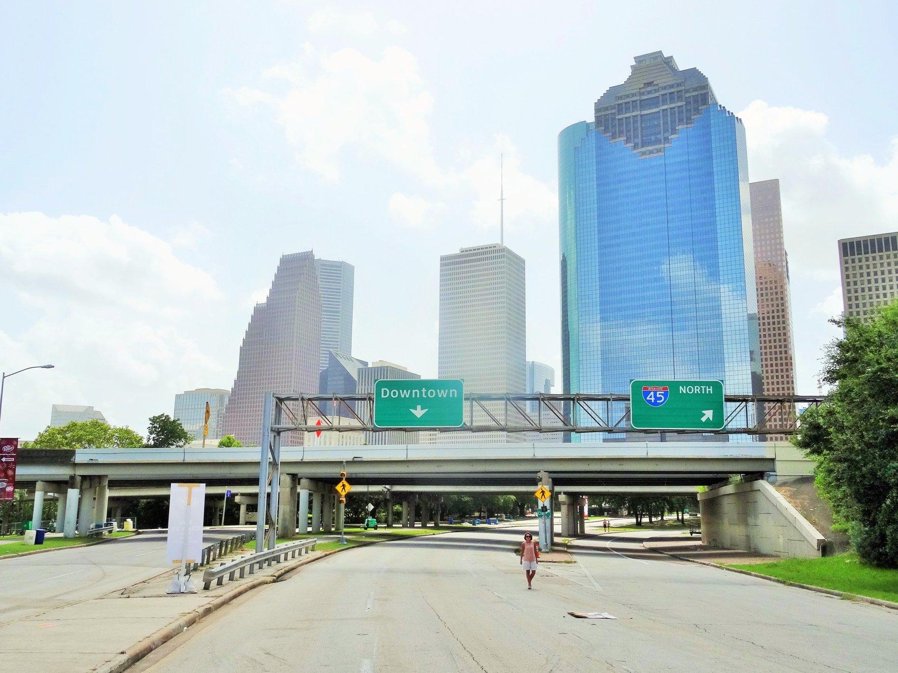 Houston un 4 juillet