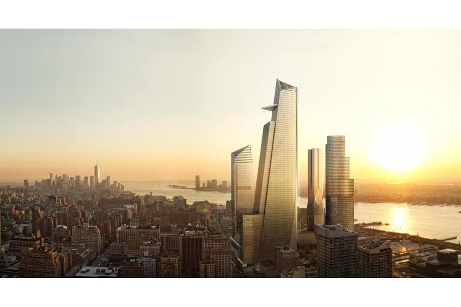 Edge plateforme New York