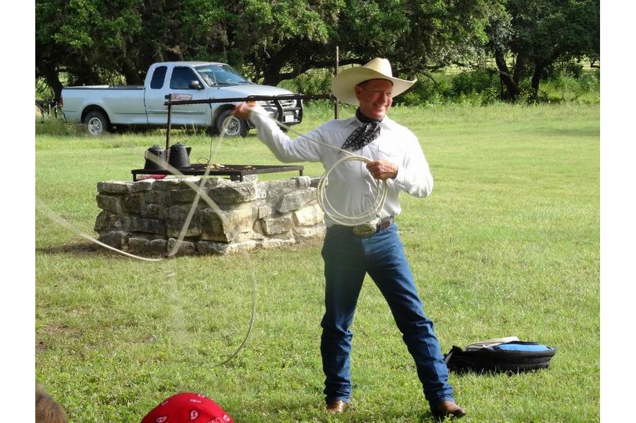 Bandera au Texas capitale des cowboys