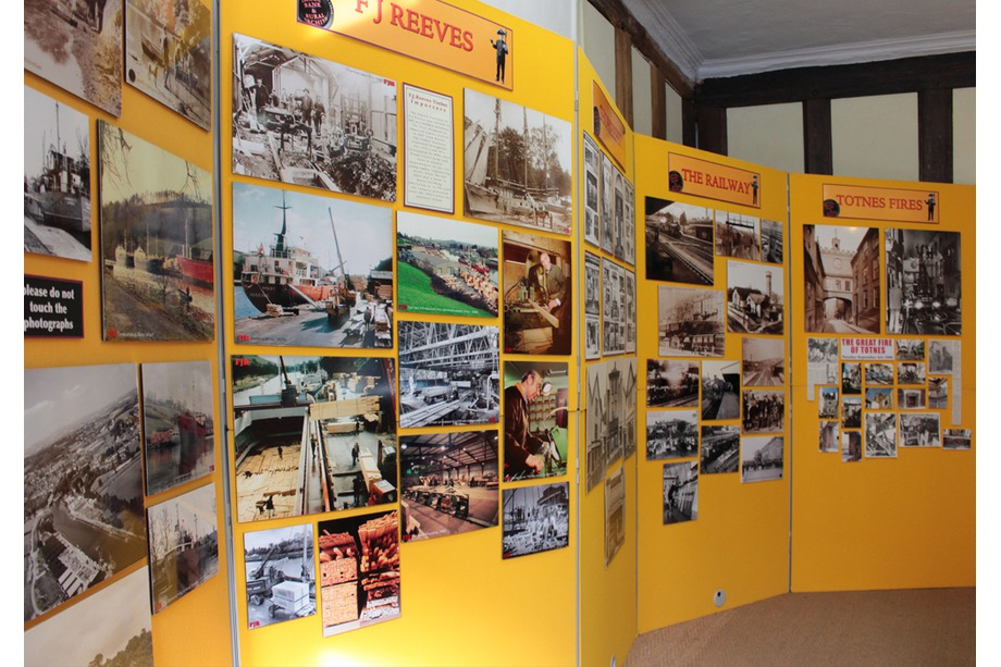 Totnes Museum Exhibitions