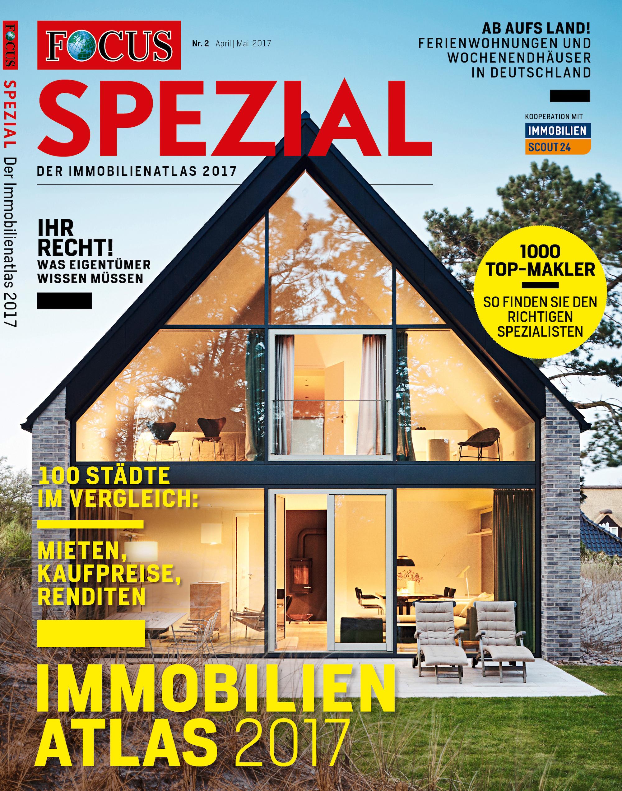 Nachrichten Magazin Focus Spezial