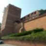 Stadtmauer in Toruń