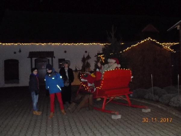 Weihnachtsmark Radlers Hof