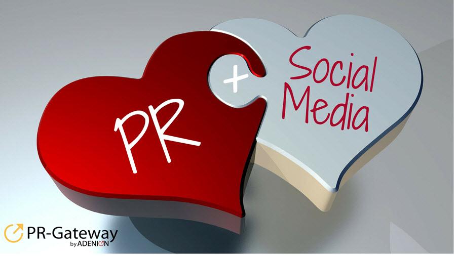 PR + Social Media in der Unternehmenskommunikation