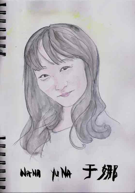 Nana Yu Na