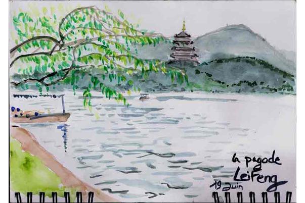 la pagode Leifeng