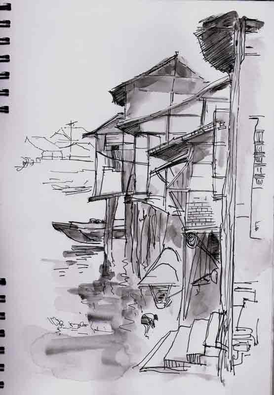 canaux à Wuzhen