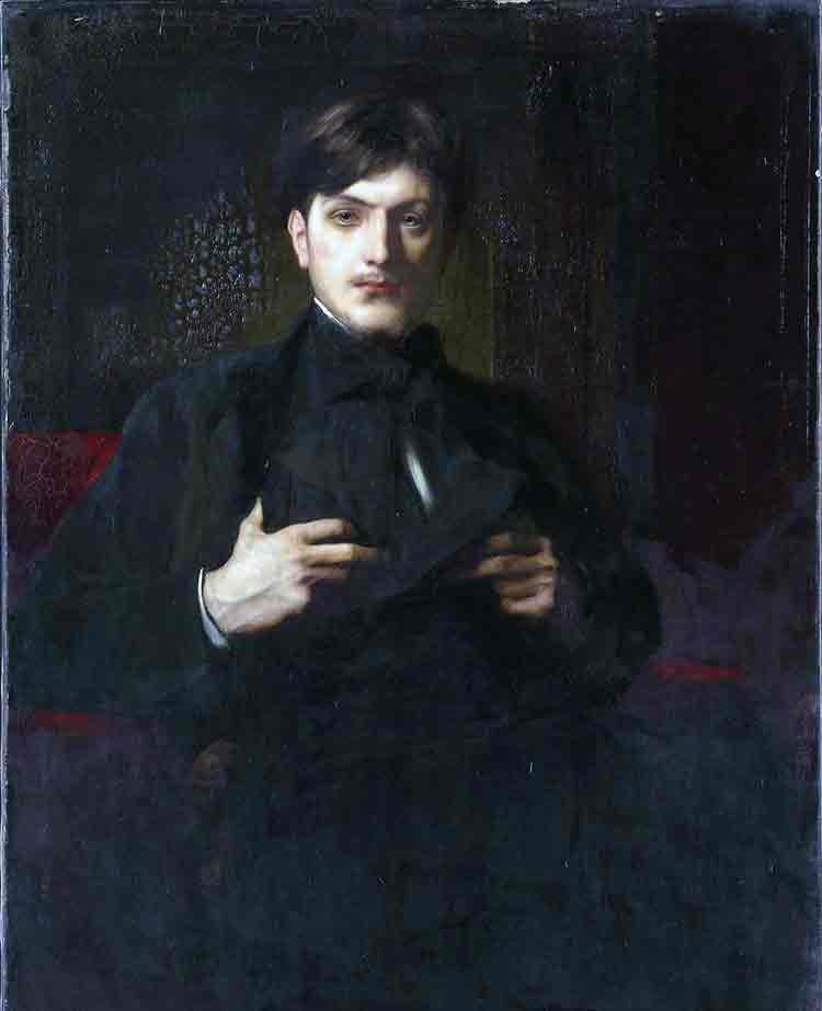 portrait d'André, 1895