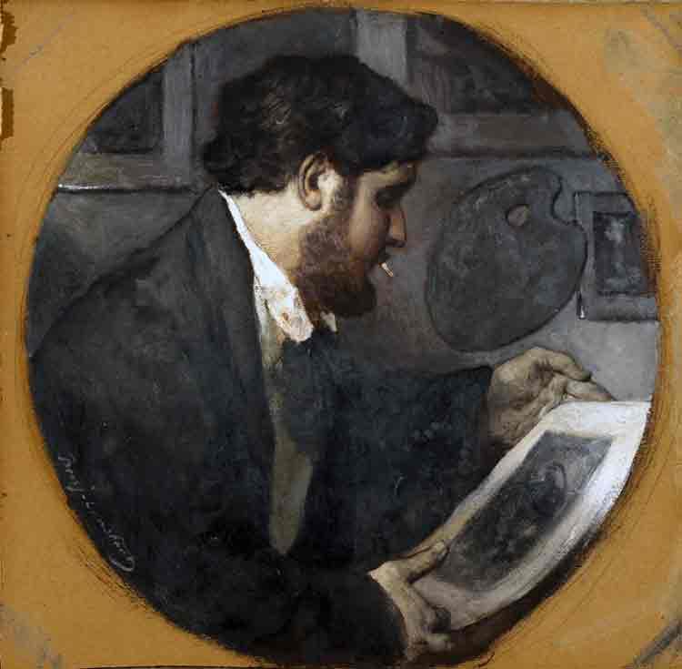 portrait d'Emmanuel, 1899