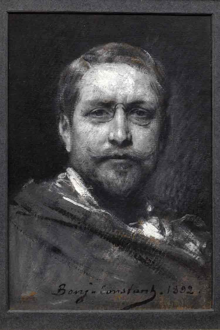 autoportrait, 1892