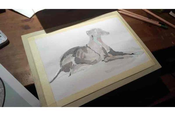 aquarelle  (work in progress)
