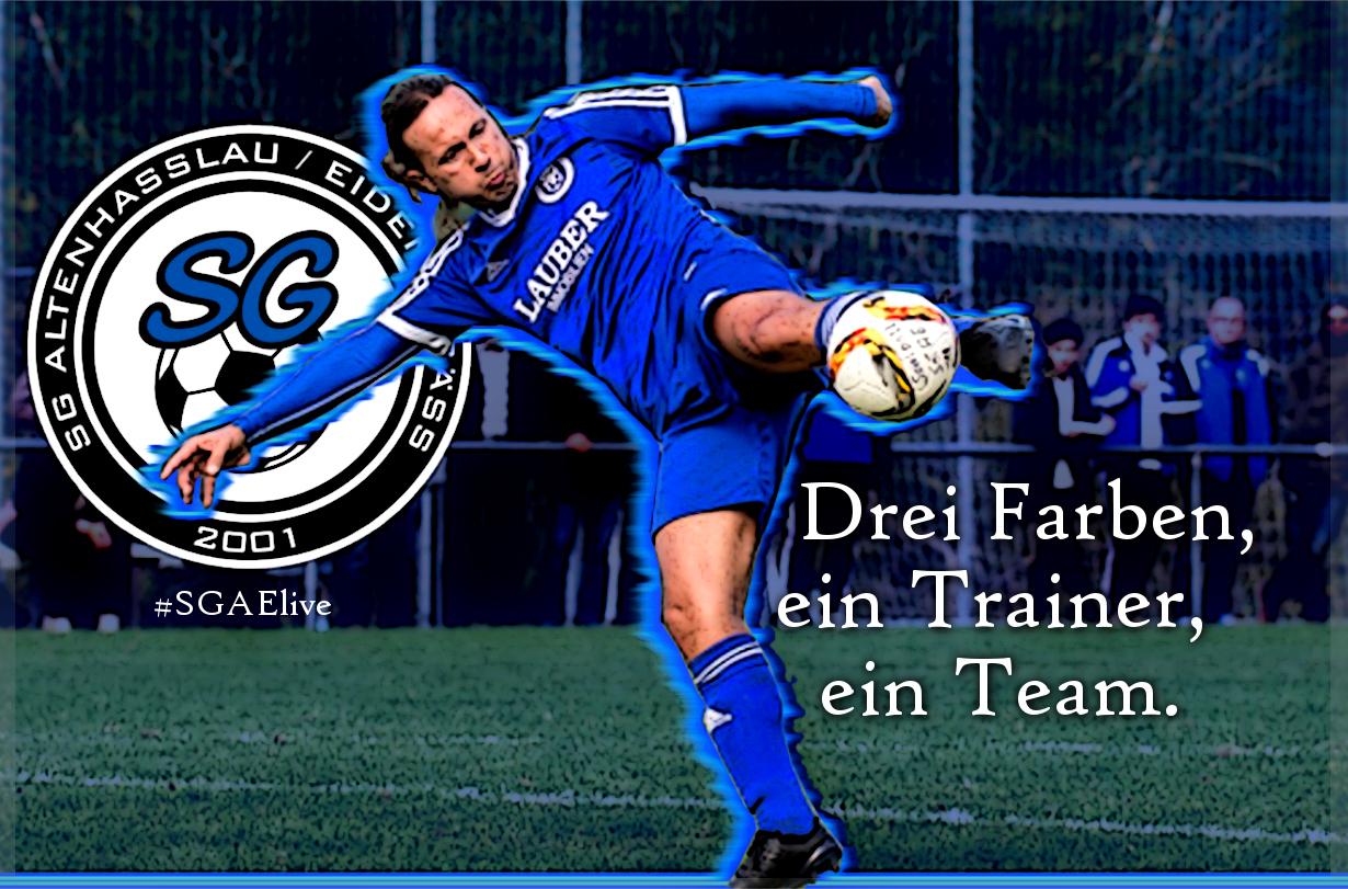 Cosimo De Cicco: eine SGAE, ein Trainer, ein Team