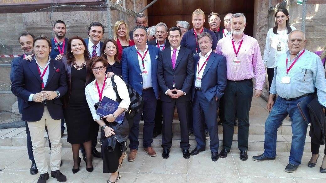 Chiringuitos parlamento andaluz
