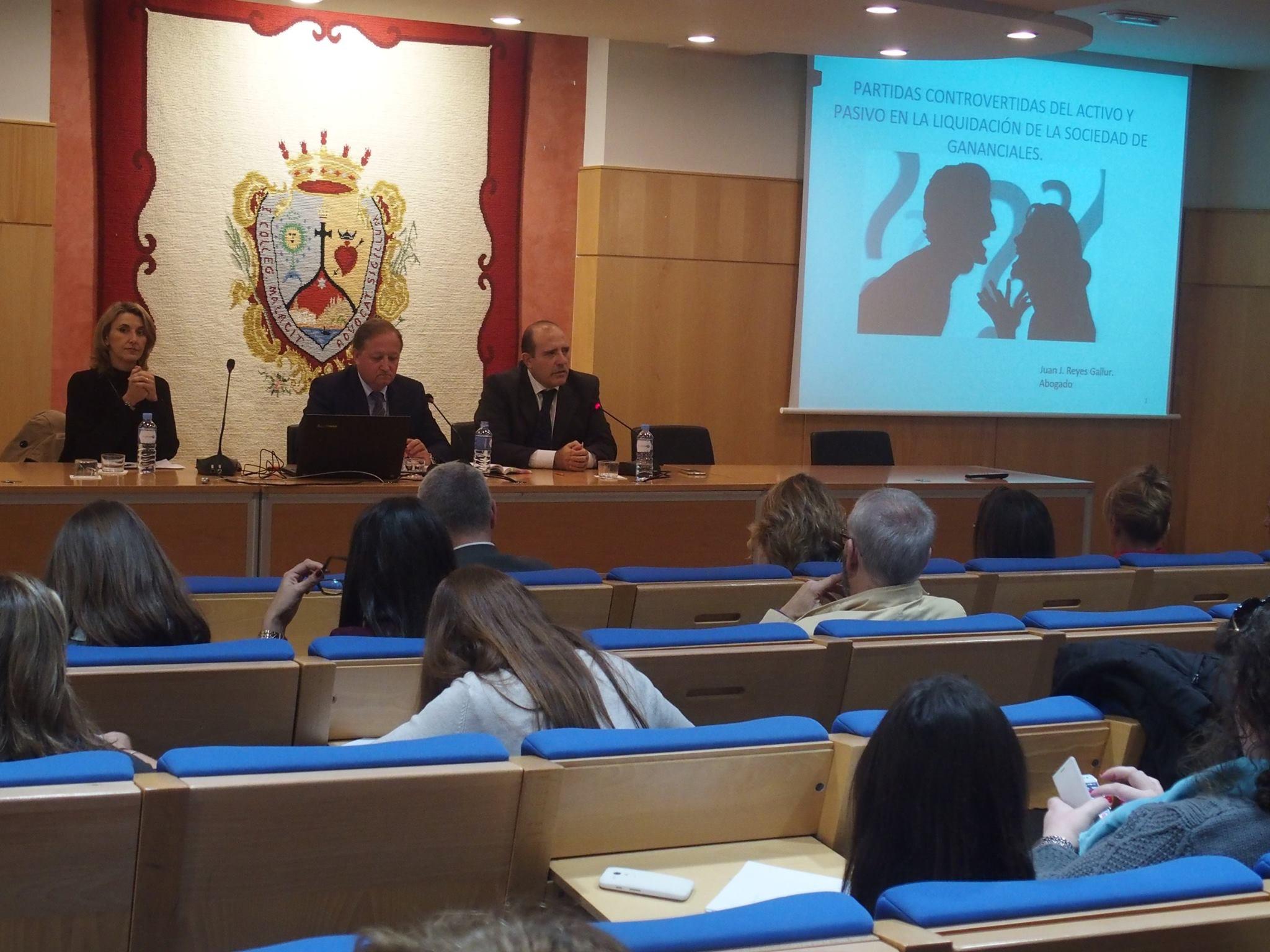 Jornadas derecho familia ICA Málaga