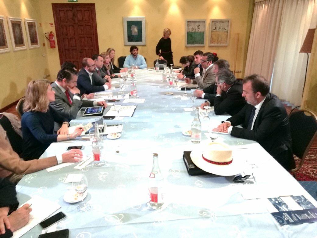 Reunión AECCA