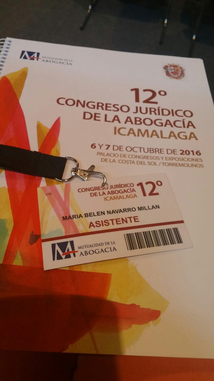 12 congreso abogacia malagueña