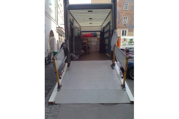 Auslandtransporte von Umzugsservice HC Herzgsell a