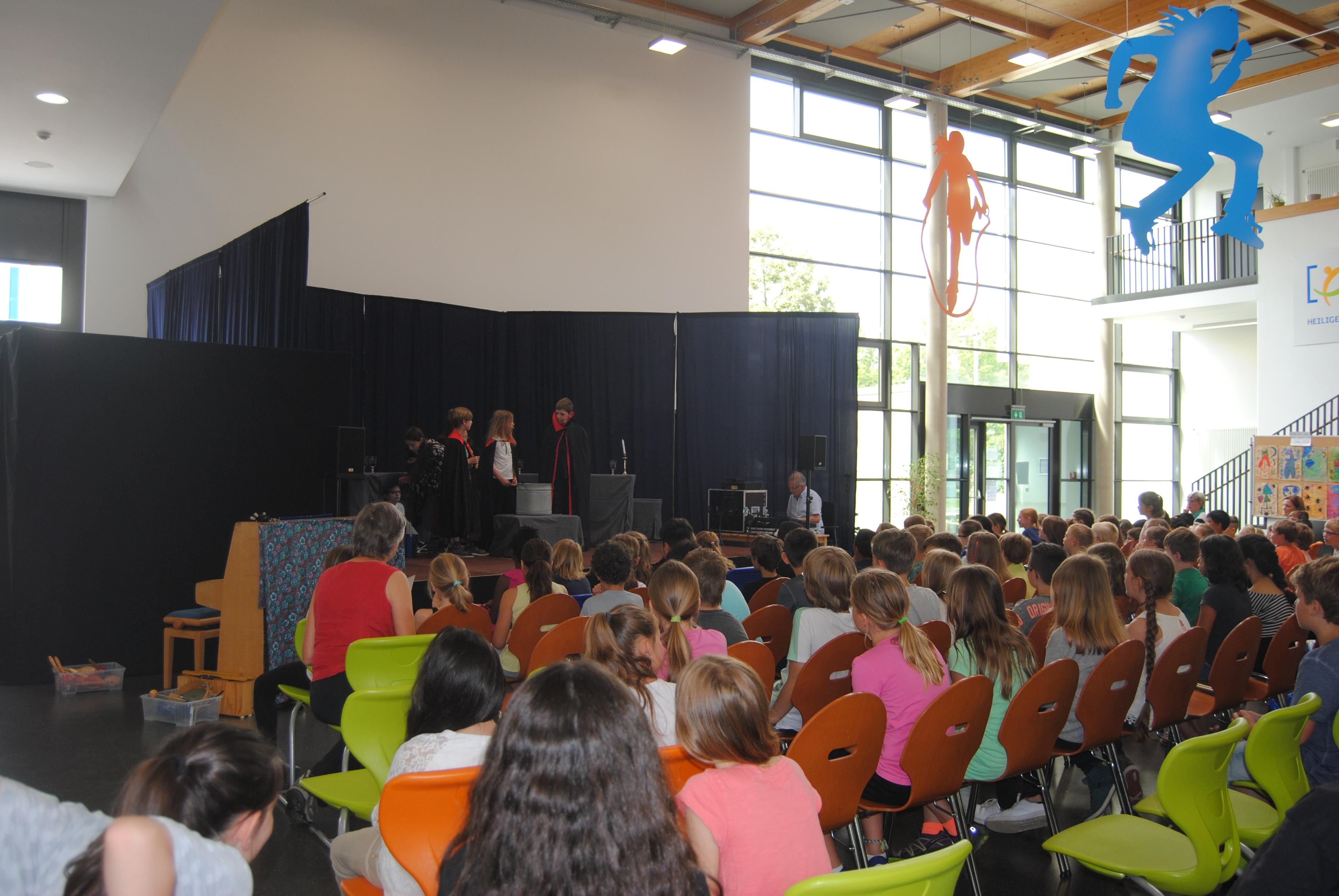 Heiligenstockschule Hofheim