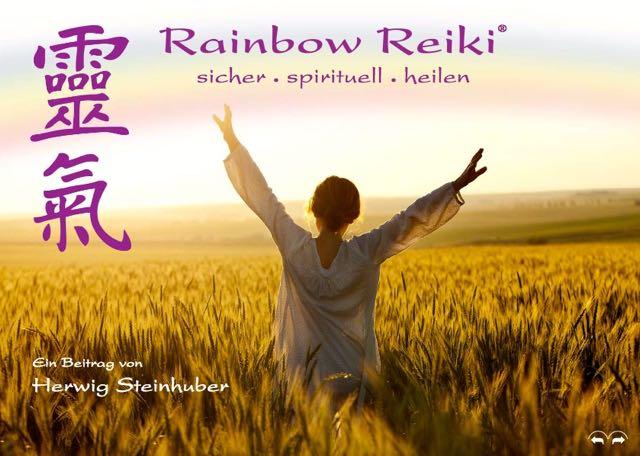 Rainbow Reiki Artikel Herwig Steinhuber