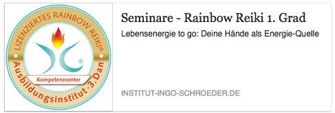 1. Grad Rainbow Reiki Bad Pyrmont