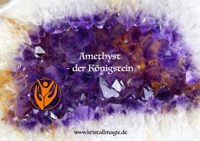 Kristallmagie - Amethyst