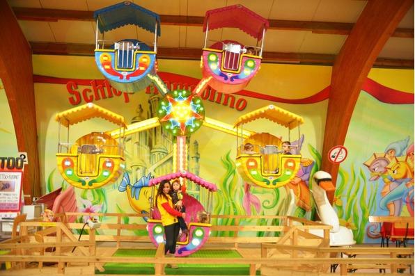Trampolino Indoorspielplatz Das Kinderparadies
