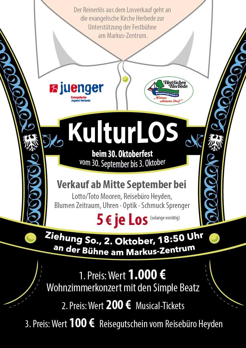 Plakat KulturLOS