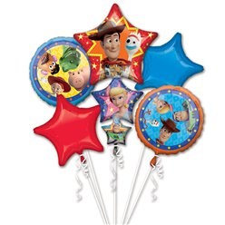 Toy Story Balloon Bouquet