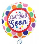 Get Well Balloon in a Box