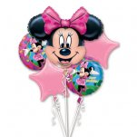 Minnie Mouse Large Balloon Bouquet