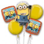 Despicable Me Large Balloon Bouquet