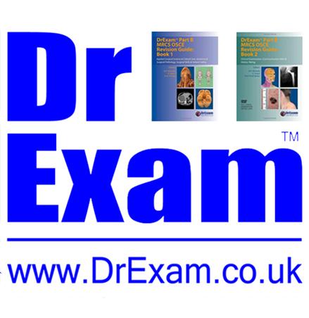DrExam MRCS OSCE Courses 1 & 2 (9% discount)
