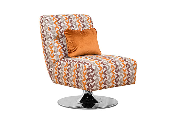Harris Swivel Accent Chair