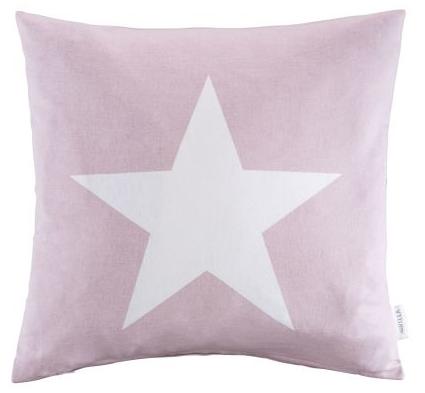 Stern - Pastell Rosa