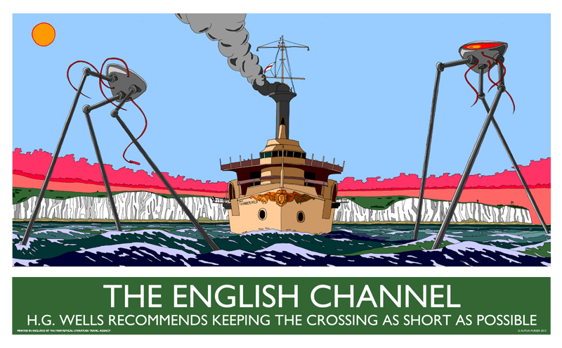 37: The English Channel