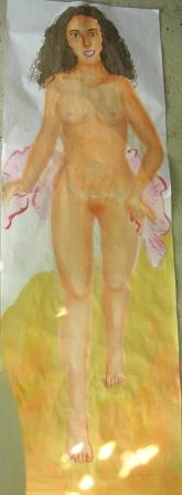 HUMANITE LUMINEUSE ET CREATRICE , version P.D.F illustrée de dessins en couleurs