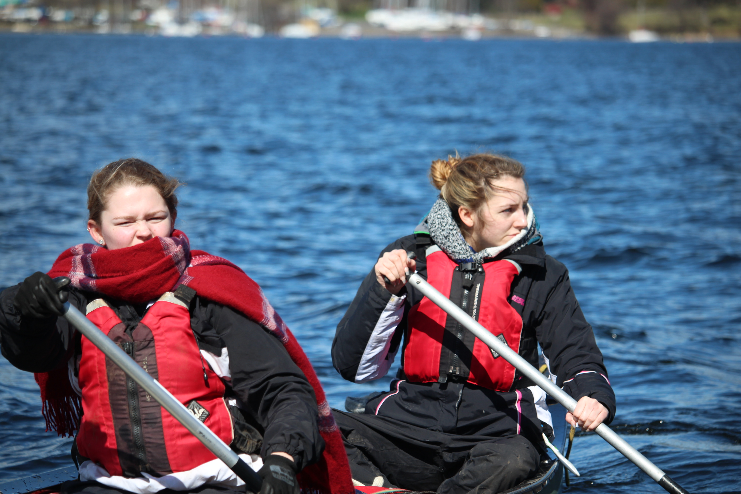 Canoeing One Day Taster Start and Discover